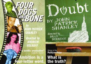 Berkshire Actors Theatre summer 2012 poster