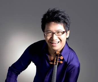 Violinist Dan Zhu on Tanglewood schedule July 20, 2012