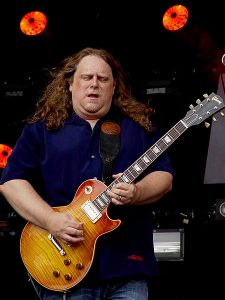 Warren Haynes scheduled to play Jerry Garcia celebration at Tanglewood June 22, 2013.