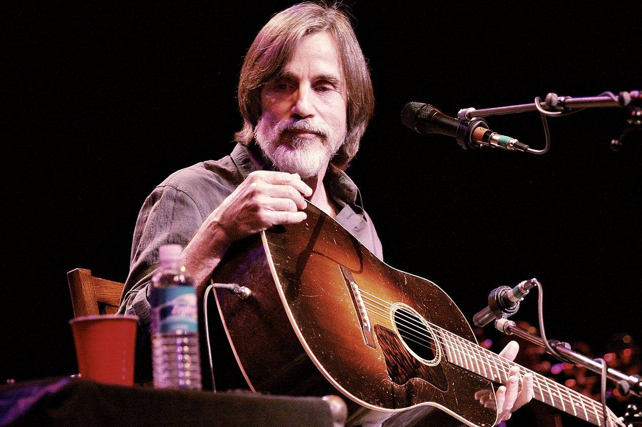 Jackson Browne on Tanglewood schedule July 4, 2013.