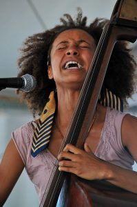 Esperanza Spalding scheduled to play Ozawa Hall at Tanglewood August 4, 2013
