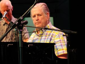 Brian Wilson performs Pet Sounds at Tanglewood, June 19, 2016. Photo: Dave Read, BerkshireLinks.com.