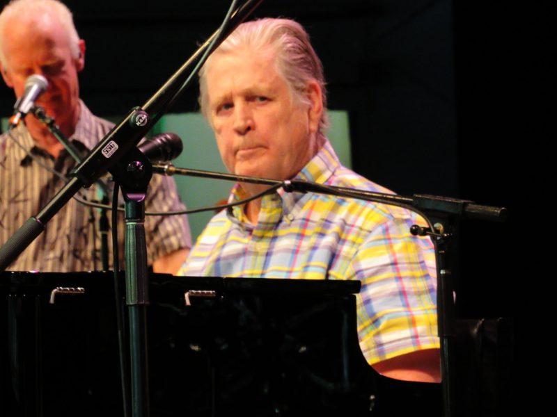 Brian Wilson performs Pet Sounds at Tanglewood, June 19, 2016. Photo: Dave Read, BerkshireLinks.com.