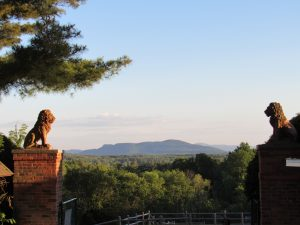 Lion's Gate Tanglewood, June, 2016. Photo: Dave Read, BerkshireLinks.com.