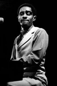 James Booker, Harry Connick Jr.'s piano teacher.