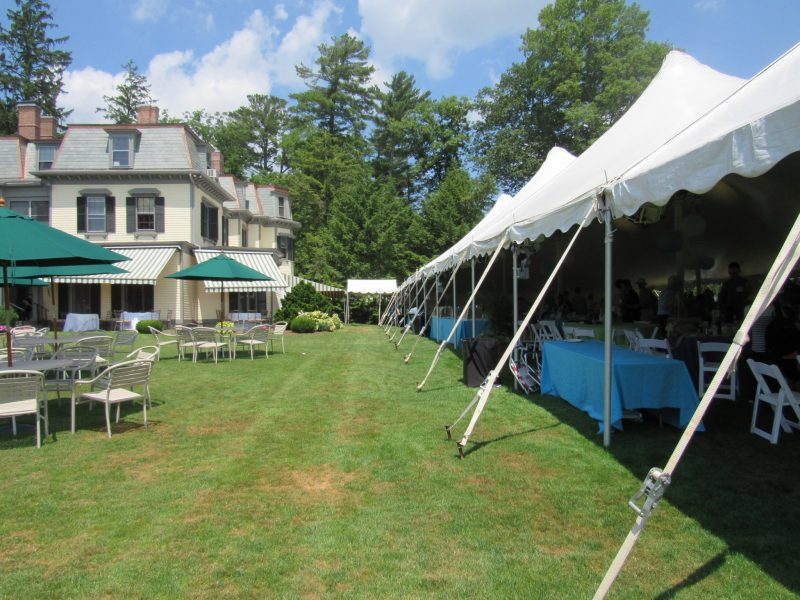 "Tanglewood views during 2018 ""Summer of Lenny in the Berkshires."" Dave Conlin Read photo."