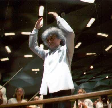 Seiji Ozawa conducts 2001 Tanglewood on Parade